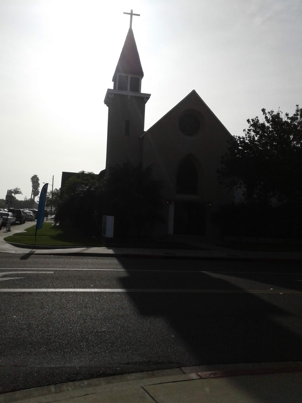 (Photography)-Picture of a church